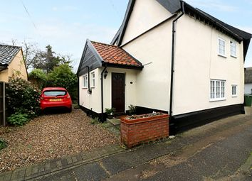 Thumbnail 3 bed cottage for sale in Diss Road, Scole, Diss