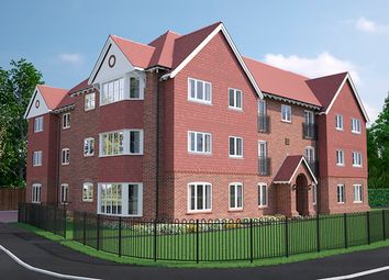 Thumbnail 2 bedroom triplex for sale in Preston Manor Road, Tadworth