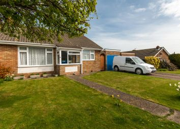 Thumbnail 3 bed semi-detached bungalow for sale in Roman Way, St. Margarets-At-Cliffe, Dover