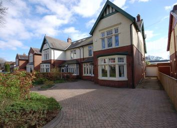 Thumbnail 5 bedroom semi-detached house for sale in Northumberland Avenue, Forest Hall, Newcastle Upon Tyne