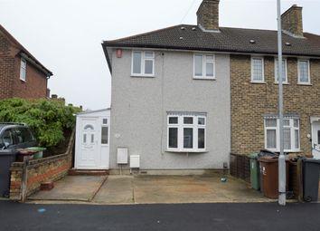 Thumbnail 3 bedroom end terrace house for sale in Aylmer Road, Dagenham