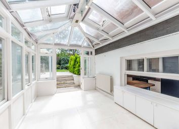 Thumbnail 3 bed flat for sale in Cleve Road, South Hampstead