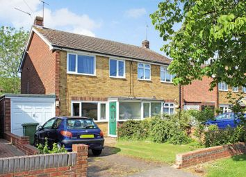 Thumbnail 3 bed semi-detached house for sale in Grange Avenue, Wickford