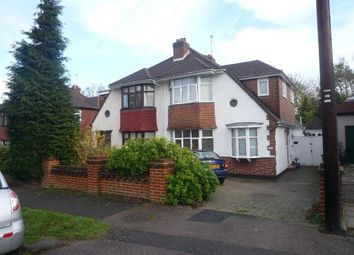 Thumbnail 4 bed semi-detached house to rent in Greenhayes Avenue, Banstead