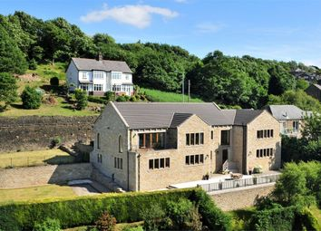 Thumbnail 5 bed detached house for sale in New Mill Road, Holmfirth, West Yorkshire
