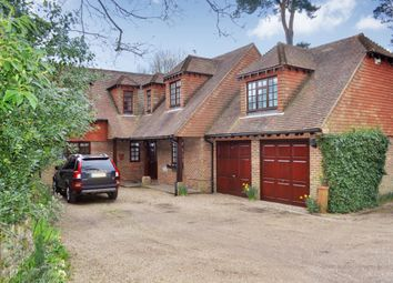 Thumbnail 4 bed detached house to rent in High Street, Limpsfield, Oxted, Surrey