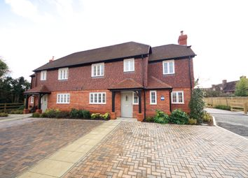 Thumbnail 4 bed semi-detached house for sale in Hook Road, North Warnborough, Hook