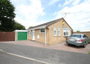 Thumbnail 2 bed detached bungalow for sale in Zorrina Close, Stockingford, Nuneaton
