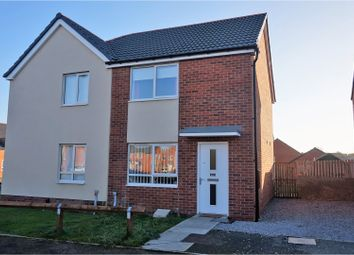 Thumbnail 2 bedroom semi-detached house for sale in Fawn Road, Sunderland