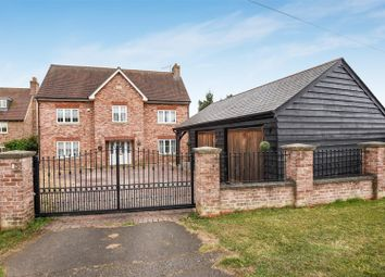 Thumbnail 5 bed detached house for sale in Ermine Street, Great Stukeley, Huntingdon