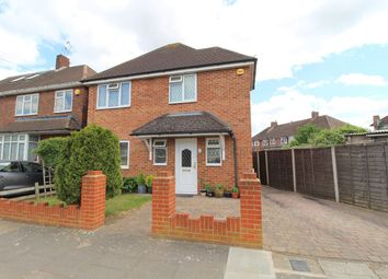 3 bed detached house for sale in Saxon Road, Ashford TW15