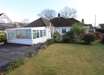 Thumbnail 3 bed detached house for sale in Glenholt Close, Plymouth