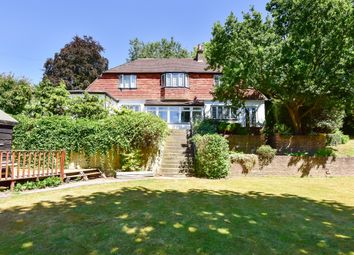 Thumbnail 4 bed detached house for sale in Shepherds Hill, Merstham, Redhill