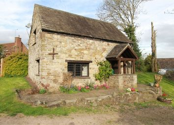 Thumbnail 2 bed detached house for sale in Prioress Mill Lane, Llanbadoc, Usk, Monmouthshire