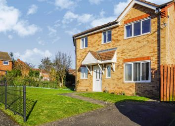Thumbnail 3 bedroom semi-detached house for sale in Ambleside Way, Leicester