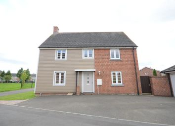 Thumbnail 3 bed link-detached house to rent in Cleeve Road, Basingstoke