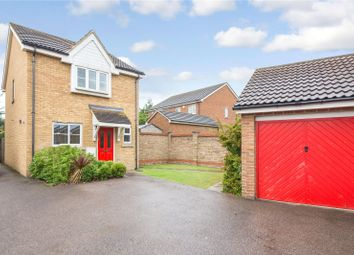Thumbnail 3 bedroom detached house for sale in Mariners Way, Gravesend, Kent