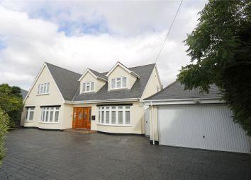 Daws Heath Road, Benfleet, Essex SS7. 4 bed detached house