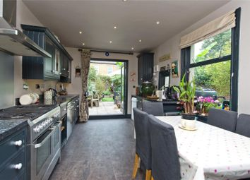 Thumbnail 5 bed terraced house for sale in Replingham Road, Southfields, London