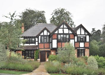 5 bed detached house for sale in Merlewood Drive, Chislehurst BR7