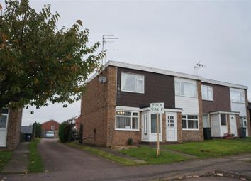 Thumbnail 2 bed flat for sale in Green Walk, Western Park, Leicester