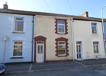 Thumbnail 2 bed terraced house for sale in Richardson Road, Swansea