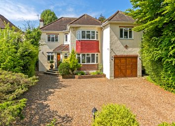Thumbnail 5 bed detached house for sale in Tolmers Road, Cuffley, Potters Bar