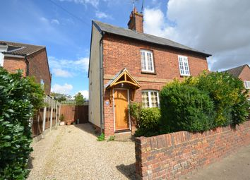 Wicken Road, Newport, Saffron Walden CB11. 3 bed semi-detached house