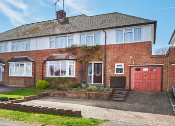 Thumbnail 4 bed semi-detached house for sale in Ridge Avenue, Harpenden, Hertfordshire