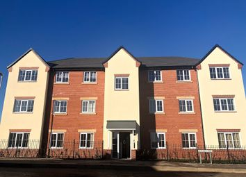 Thumbnail 2 bed flat to rent in Rotary Way, Crewe