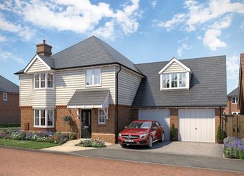 "Thumbnail 5 bed property for sale in ""The Sywell"" at Lenham Road, Headcorn, Ashford"