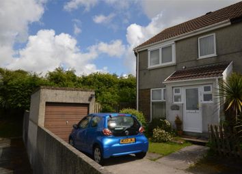 Thumbnail 3 bed end terrace house for sale in Bellingham Crescent, Plymouth, Devon