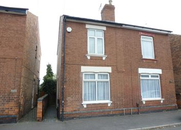 Thumbnail 2 bedroom semi-detached house for sale in Bower Street, Alvaston, Derby