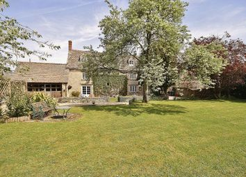 Thumbnail 5 bed farmhouse for sale in Ducklington, Manor Farm, Witney Road