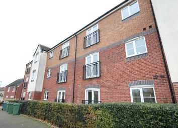 Thumbnail 2 bed flat for sale in Hobby Way, Heath Hayes, Cannock