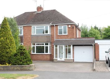 Thumbnail 3 bed semi-detached house for sale in Beachcroft Road, Kingswinford