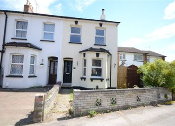 Thumbnail 3 bed semi-detached house for sale in North Lane, Aldershot, Hampshire
