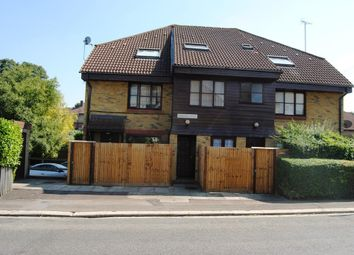 Thumbnail 1 bed flat to rent in Armada Court, Elm Avenue, Chatham