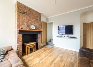 Thumbnail 2 bedroom terraced house for sale in Hazelwood Road, Nottingham