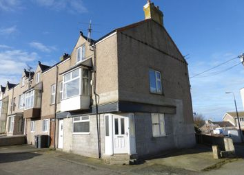 Thumbnail 4 bed terraced house for sale in Station Road, Rhosneigr