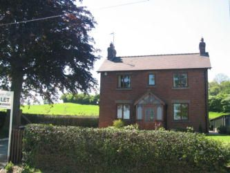Thumbnail 3 bed detached house to rent in Mates Lane, Malpas