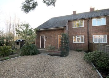 Thumbnail 2 bed maisonette for sale in The Hollies, Crockford Park Road, Addlestone, Surrey