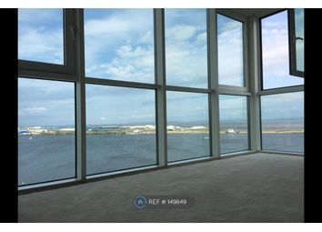 Thumbnail 2 bed flat to rent in Horizon Tower - Prospect Place, Cardiff Bay