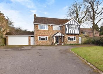 Thumbnail 5 bed detached house for sale in Waltham Road, Berkshire