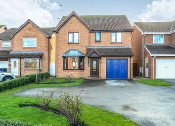 Thumbnail 4 bed detached house for sale in Ffordd Anwyl, Rhyl