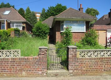 Thumbnail 2 bedroom detached bungalow for sale in Falconers Road, Luton