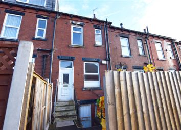 Thumbnail 3 bed terraced house for sale in Harlech Road, Leeds, West Yorkshire