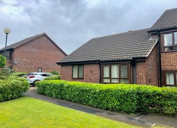 Thumbnail 2 bed bungalow to rent in St. Pauls Close, Leicester