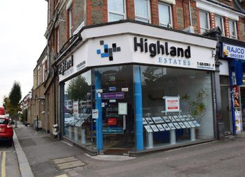 Thumbnail Retail premises to let in 39 Tottenham Lane, Hornsey, London
