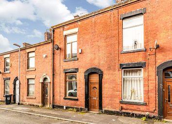Thumbnail 2 bedroom terraced house for sale in Malpas Street, Oldham